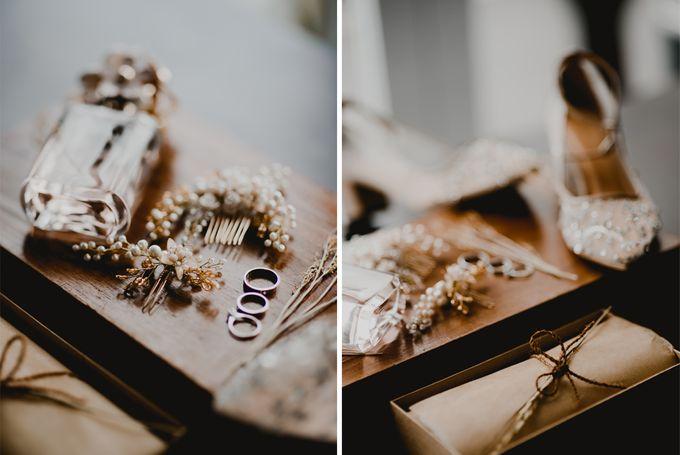 Claudia & Renaldo Wedding Ceremony by ATIPATTRA - 008