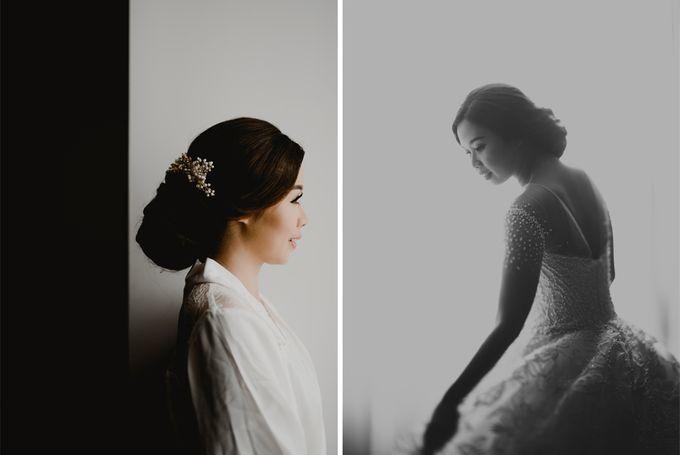 Claudia & Renaldo Wedding Ceremony by ATIPATTRA - 007