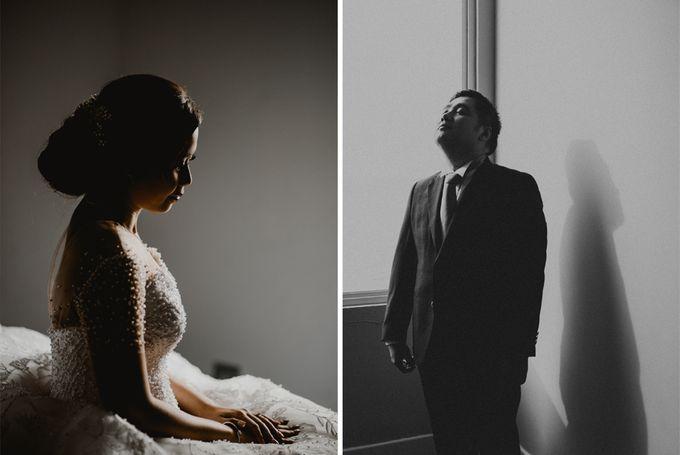 Claudia & Renaldo Wedding Ceremony by ATIPATTRA - 018