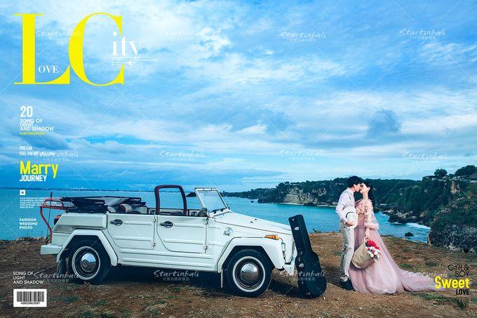 Regina & Timothy Wedding by Start In Bali - 001