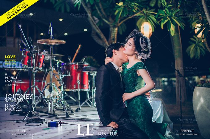 Regina & Timothy Wedding by Start In Bali - 003