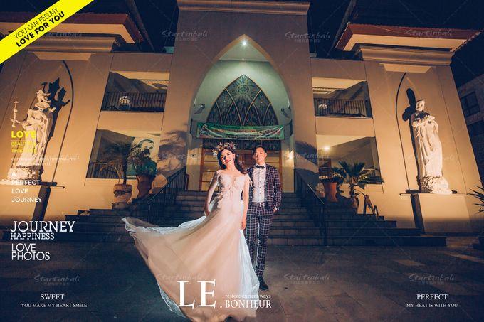 Regina & Timothy Wedding by Start In Bali - 005