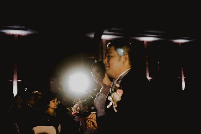 Claudia & Renaldo Wedding Ceremony by ATIPATTRA - 024