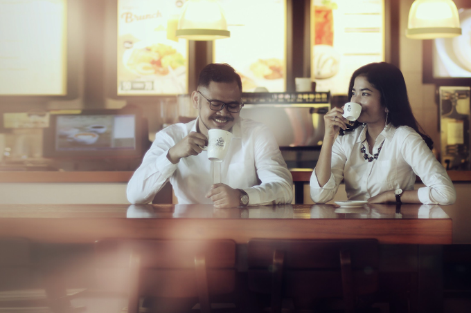 Bayu & Christi  by Creative Images Service - 004