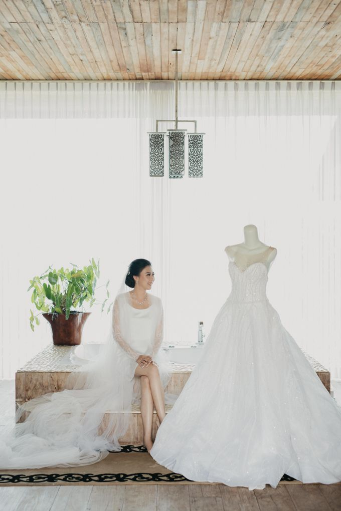 Wedding of Hermawan Ivy by Megan Anastasia Makeup Artist - 020