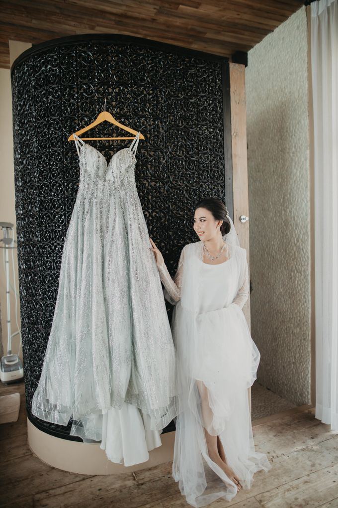 Wedding of Hermawan Ivy by Megan Anastasia Makeup Artist - 024