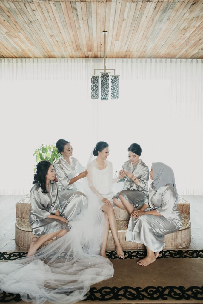 Wedding of Hermawan Ivy by Megan Anastasia Makeup Artist - 025