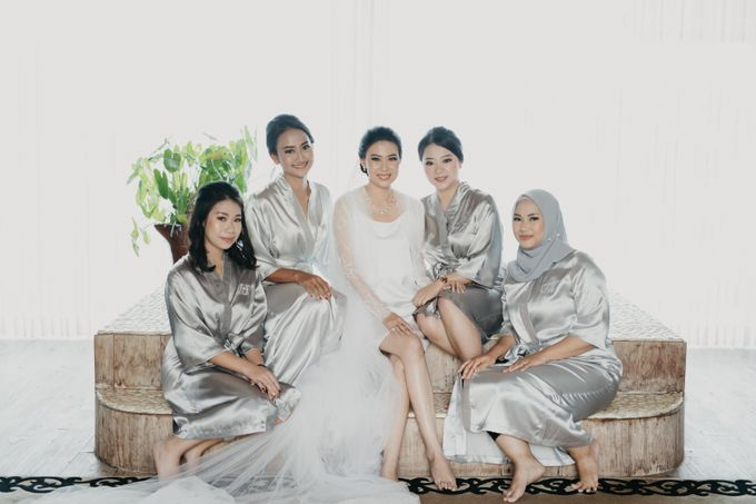 Wedding of Hermawan Ivy by Megan Anastasia Makeup Artist - 026