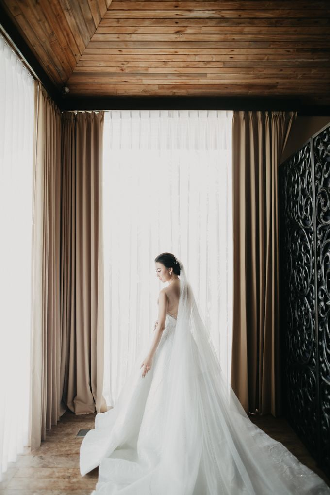 Wedding of Hermawan Ivy by Megan Anastasia Makeup Artist - 034