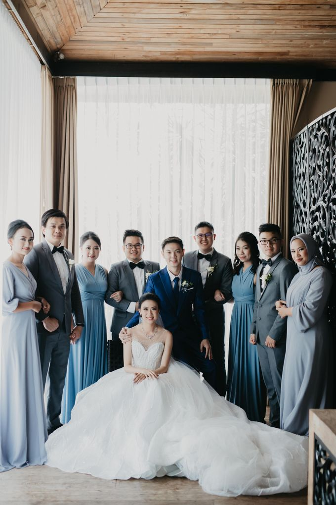 Wedding of Hermawan Ivy by Megan Anastasia Makeup Artist - 050