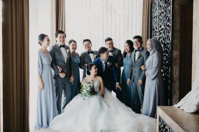 HERMAWAN & IVY WEDDING II by Flexo Photography - 001