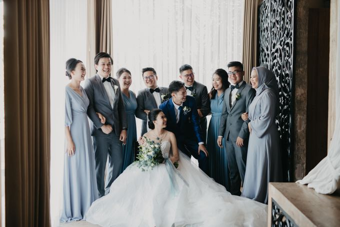 Hermawan & Ivy Wedding Day by Flexo Photography - 044