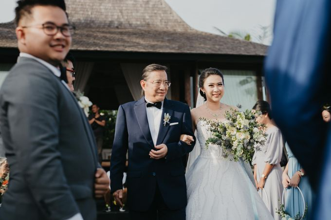 Hermawan & Ivy Wedding Day by Flexo Photography - 049