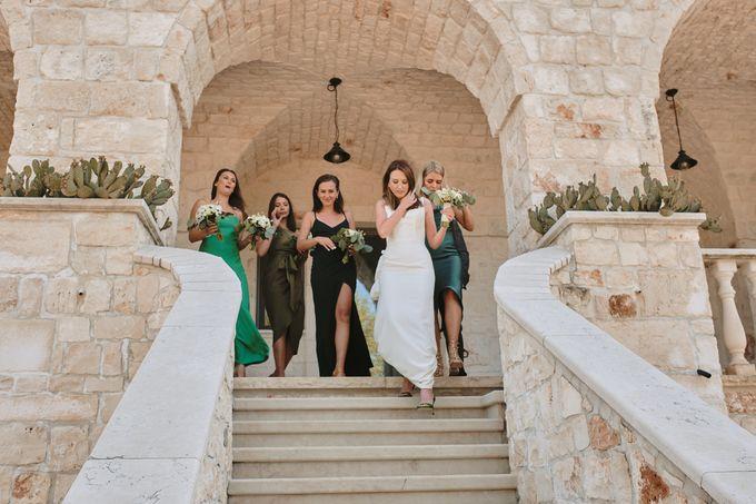 Apulian wedding by La Bottega del Sogno - 013