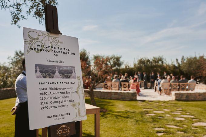 Apulian wedding by La Bottega del Sogno - 016