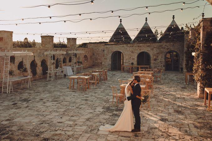 Apulian wedding by La Bottega del Sogno - 023