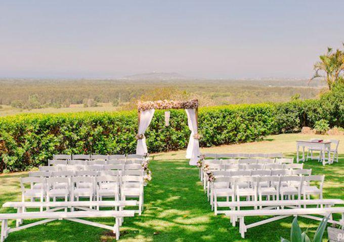 Floral Wedding by Gold Coast Wedding Hire - 003