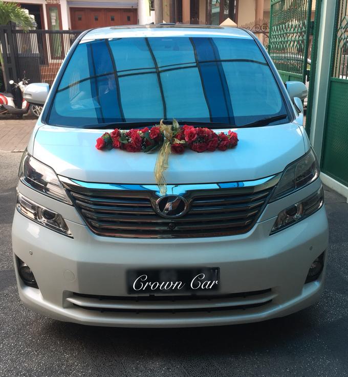 Wedding Car by Crown Car Rental - 001