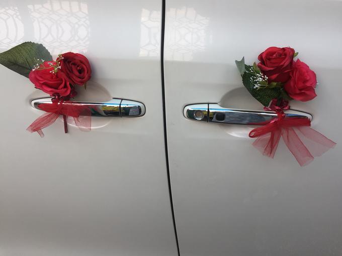 Wedding Car by Crown Car Rental - 002