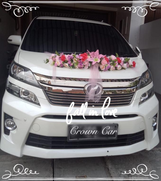 Wedding Car by Crown Car Rental - 003