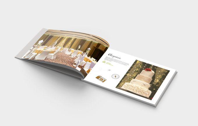 Crowne Plaza Wedding Brochure by mylin design & co. - 003