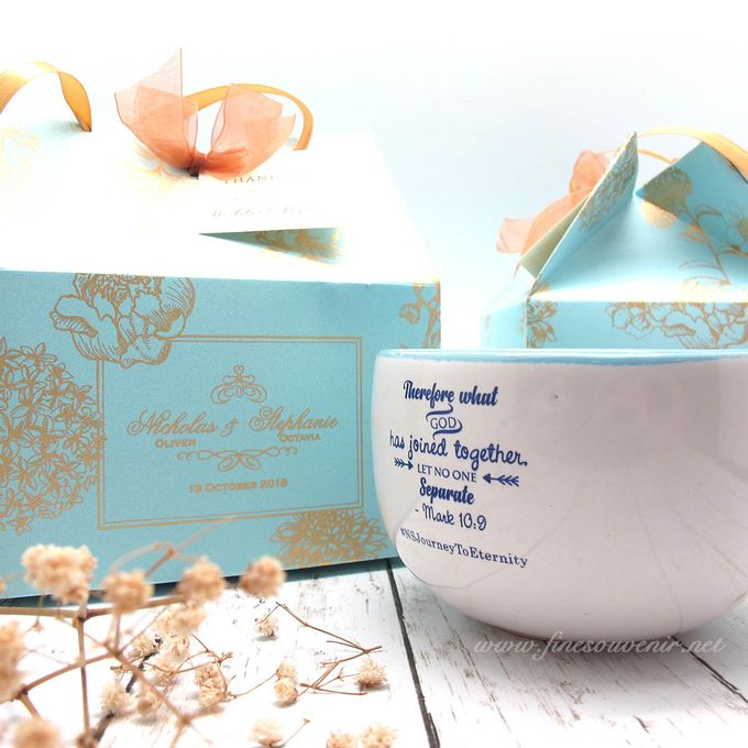Mug Soup Include Paperbag&Printing by Fine Souvenir - 002