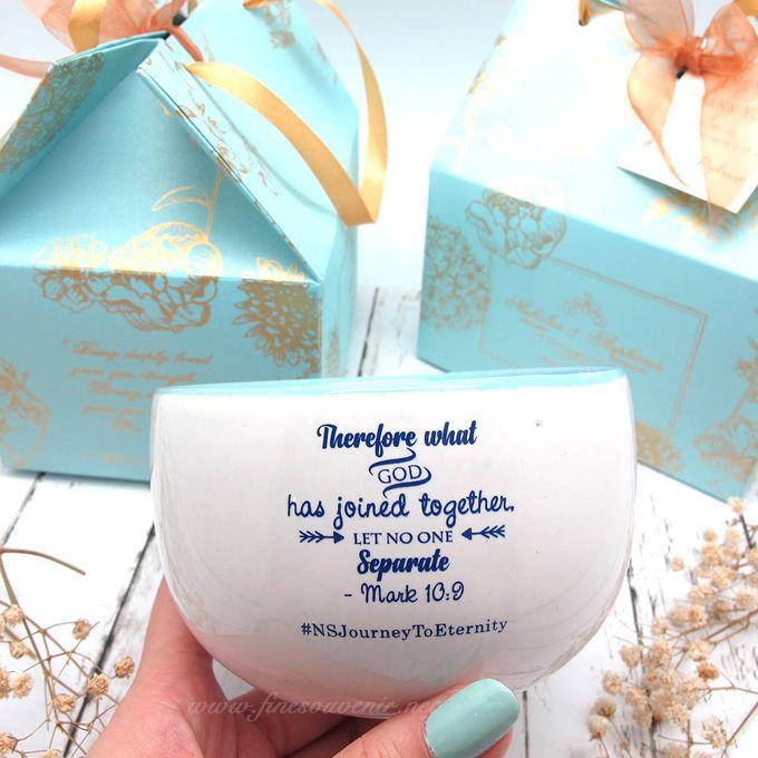 Mug Soup Include Paperbag&Printing by Fine Souvenir - 003
