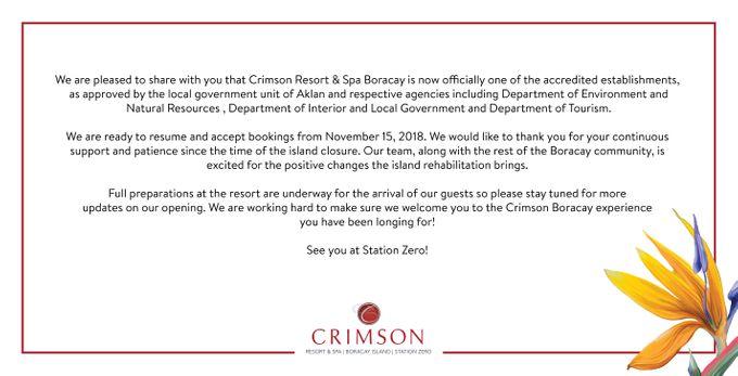 Destination Wedding by Crimson Resort & Spa Boracay - 012