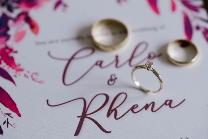 Wedding Story of Carlo and Rhena by Yabes Films - 004