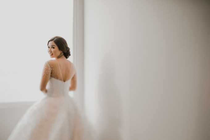 Claudia & Renaldo Wedding Ceremony by ATIPATTRA - 020