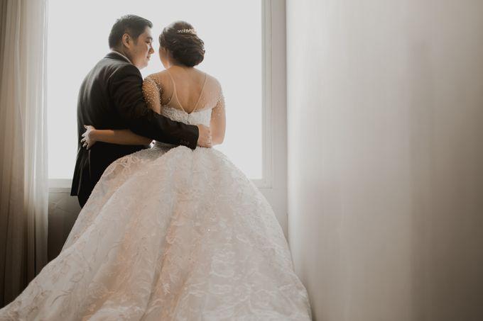 Claudia & Renaldo Wedding Ceremony by ATIPATTRA - 021