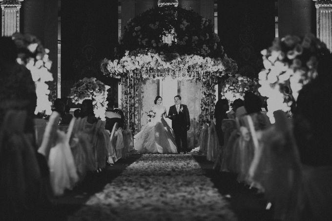 Claudia & Renaldo Wedding Ceremony by ATIPATTRA - 001