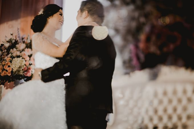 Claudia & Renaldo Wedding Ceremony by ATIPATTRA - 026