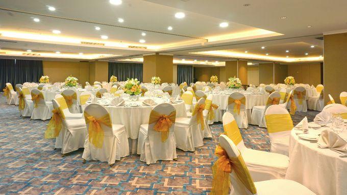 CRYSTAL BALLROOM by KRISTAL HOTEL JAKARTA - 001