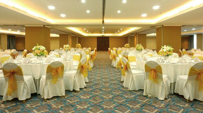 CRYSTAL BALLROOM by KRISTAL HOTEL JAKARTA - 002