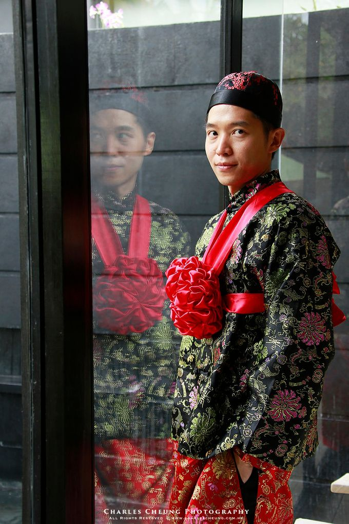 Traditional Chinese Wedding by W Bali - Seminyak - 004