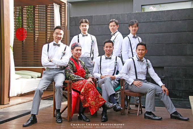 Traditional Chinese Wedding by W Bali - Seminyak - 006