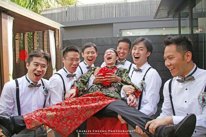 Traditional Chinese Wedding by W Bali - Seminyak - 007
