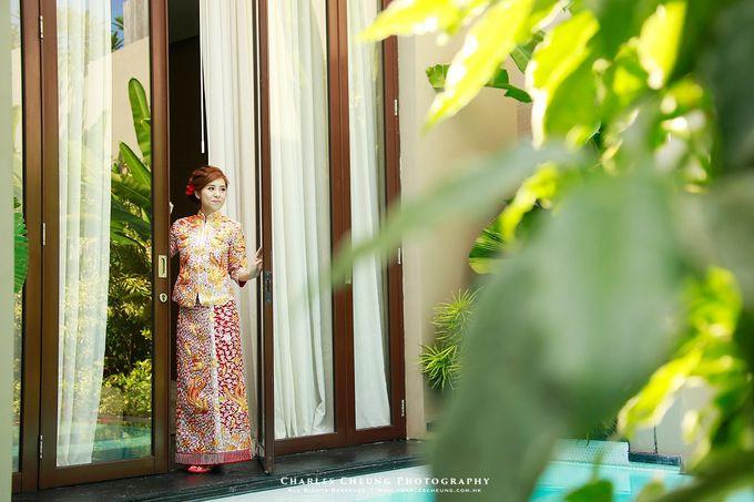 Traditional Chinese Wedding by W Bali - Seminyak - 010