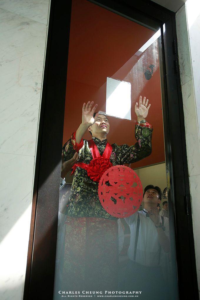 Traditional Chinese Wedding by W Bali - Seminyak - 011