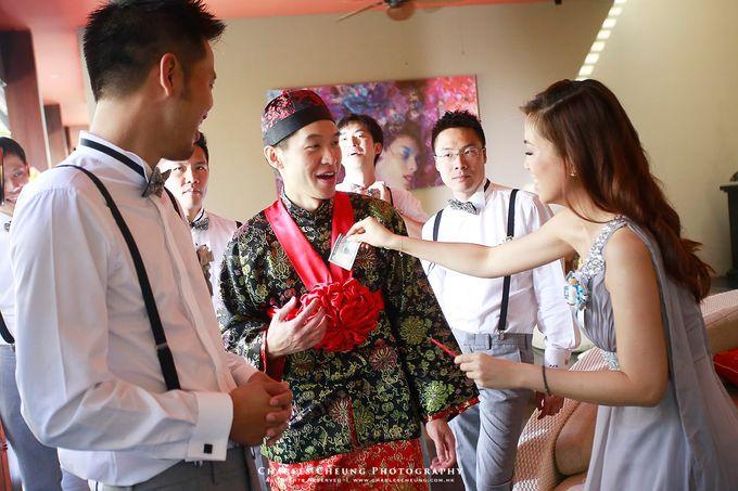 Traditional Chinese Wedding by W Bali - Seminyak - 012