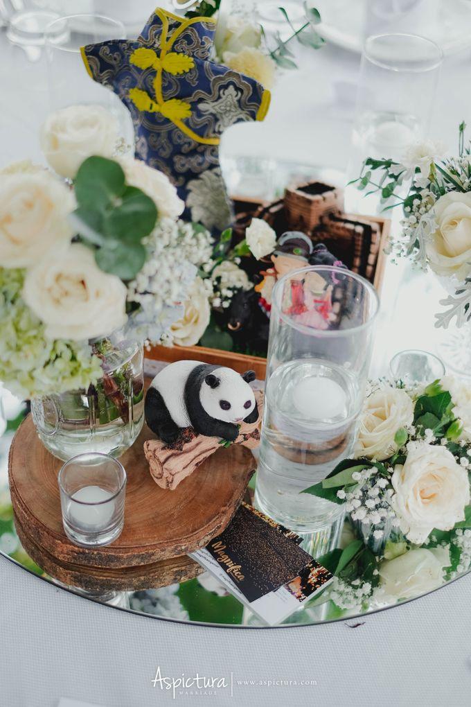 The Wedding of Caleb & Santy at sofitel by Red Gardenia - 001
