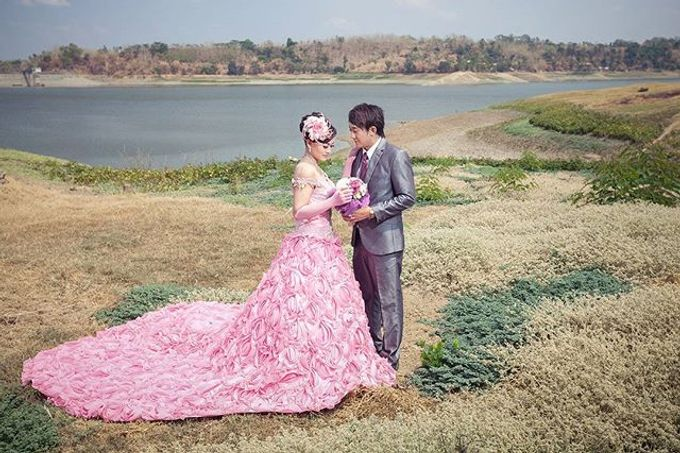 Pre Wedding by d'Angelo art Photography - 034