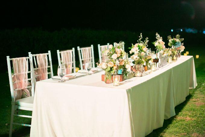 Rizal & Rika Wedding by Holiday Inn Resort Baruna Bali - 010