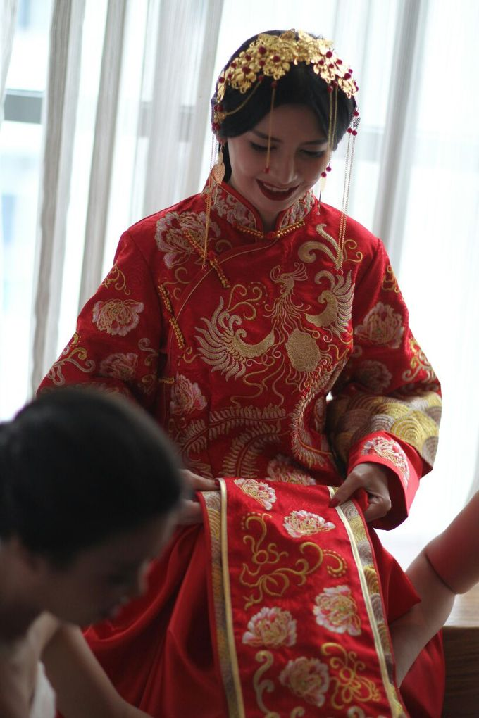 Wedding Zhang Bei & Olivia by Fenny Yang Wedding Planner - 003
