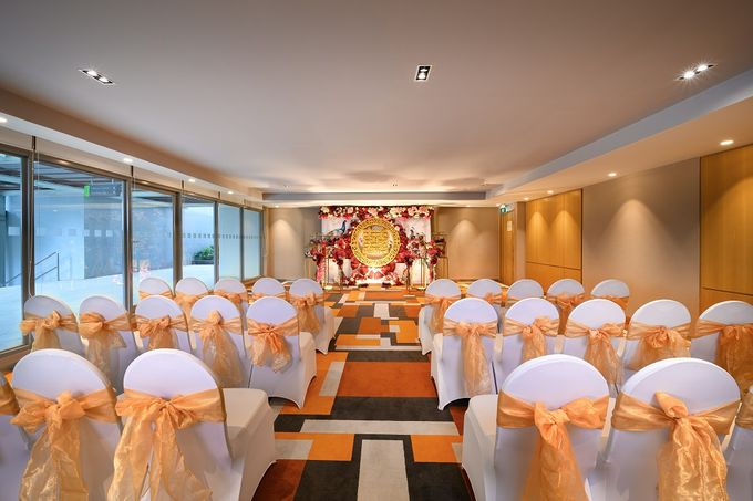Chinese Set Wedding Preview by Holiday Inn & Suites Jakarta Gajah Mada by Holiday Inn & Suites Jakarta Gajah Mada - 001