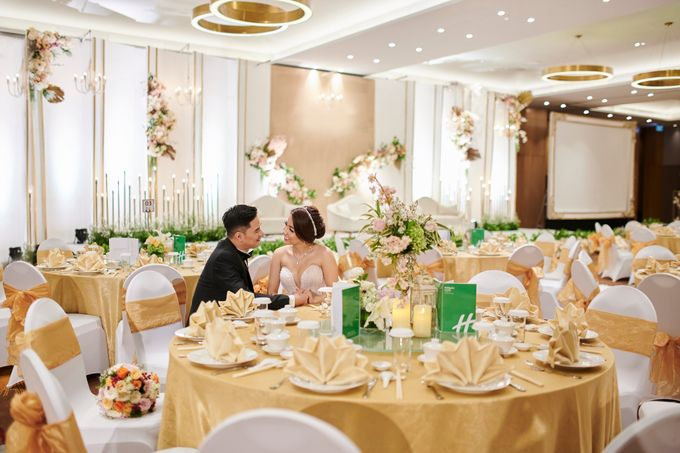 Chinese Set Wedding Preview by Holiday Inn & Suites Jakarta Gajah Mada by Holiday Inn & Suites Jakarta Gajah Mada - 011