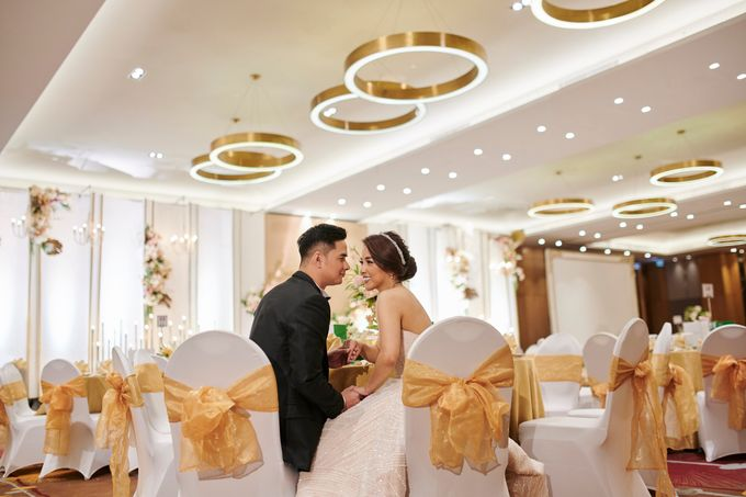 Chinese Set Wedding Preview by Holiday Inn & Suites Jakarta Gajah Mada by Holiday Inn & Suites Jakarta Gajah Mada - 012