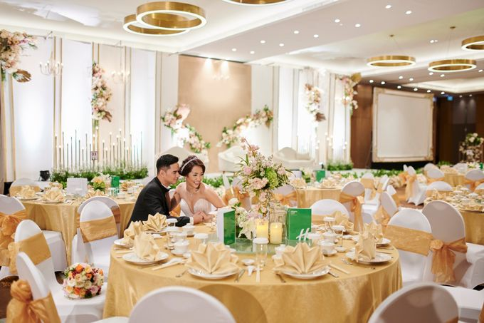 Chinese Set Wedding Preview by Holiday Inn & Suites Jakarta Gajah Mada by Holiday Inn & Suites Jakarta Gajah Mada - 014