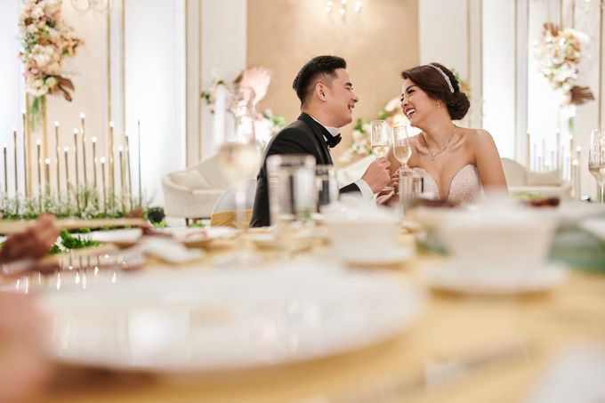 Chinese Set Wedding Preview by Holiday Inn & Suites Jakarta Gajah Mada by Holiday Inn & Suites Jakarta Gajah Mada - 016